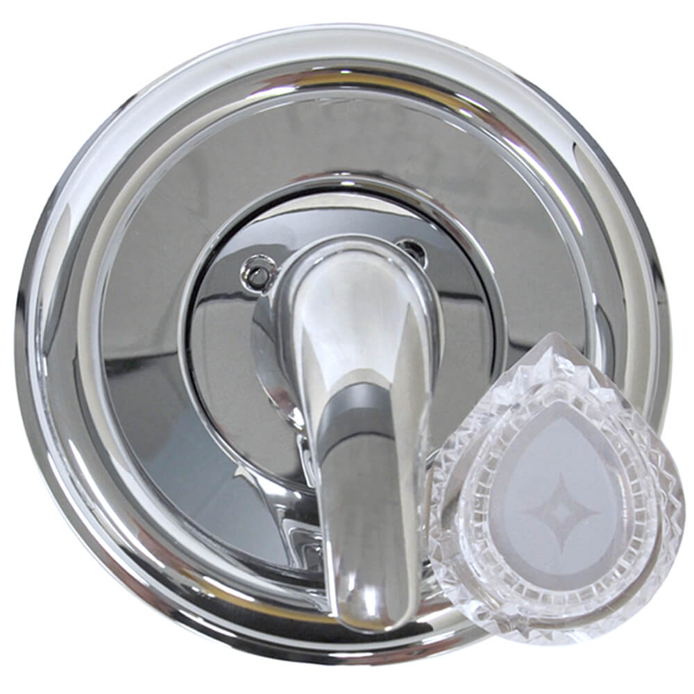 universal tub shower trim kit for moen in chrome replacing the trim on