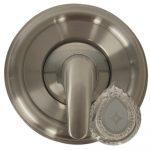 Tub/Shower Trim Kit for Moen in Brushed Nickel
