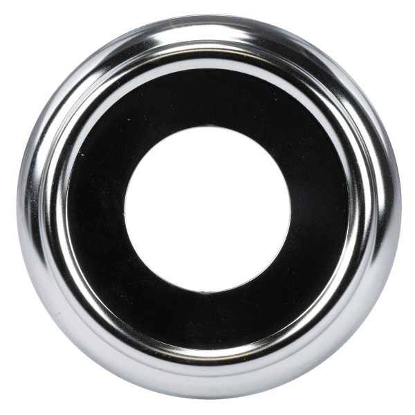 Decorative Tub Spout Ring in Chrome