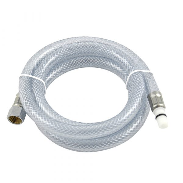 48 in. Economy Clear Side Spray Hose