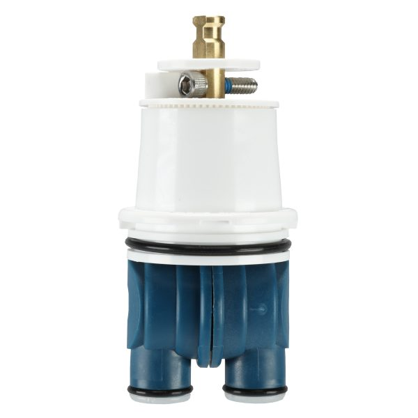 Replacement Cartridge for Delta Monitor Single-Lever Faucets