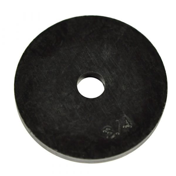3/4 Flat Faucet Washer (10 per Card)
