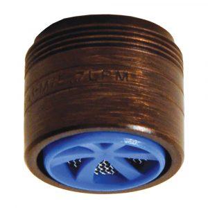 1.5 GPM  Dual Thread Water-Saving Aerator in Oil Rubbed Bronze