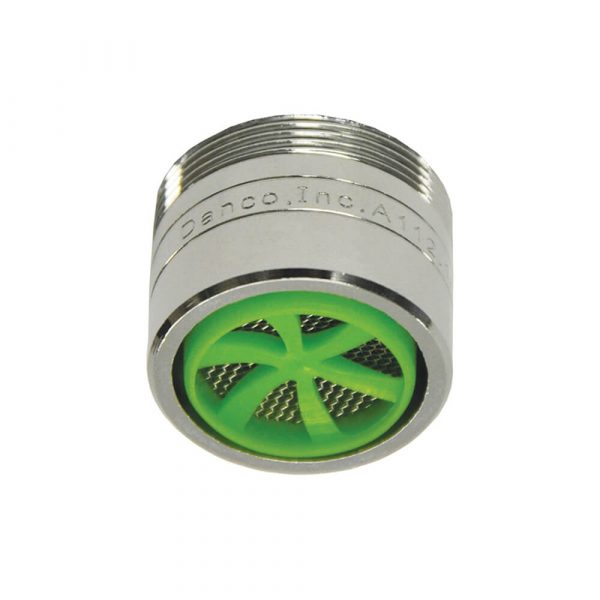 1.0 GPM Extra Water Saving Dual Thread Faucet Aerator in Chrome