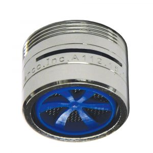 15/16-27M X 55/64-27F Slotted 1.5 GPM Faucet Aerator