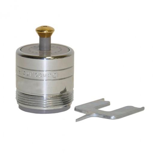 1 5 Gpm Water Saving Dual Thread Ez Touch Faucet Aerator