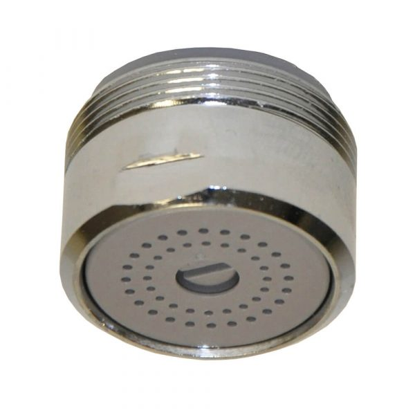 1.5 GPM Adjust & Flow Water Saving Faucet Aerator in Chrome