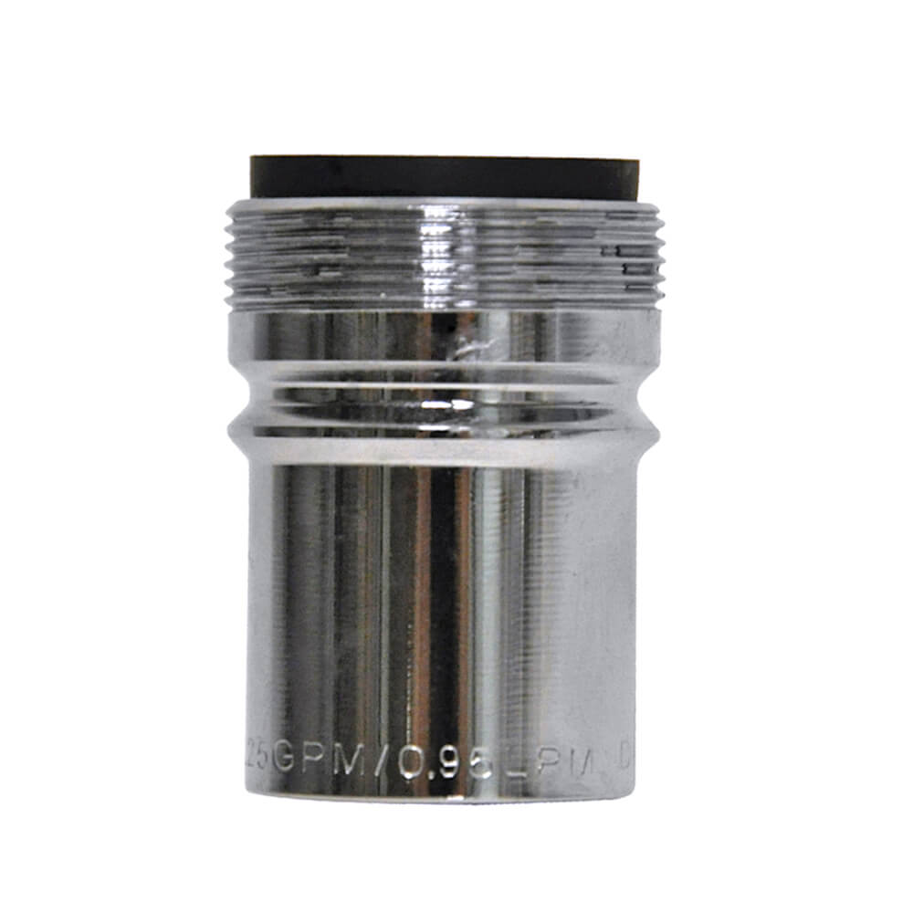 GPM Dual Thread Extreme Water Saving Faucet Aerator In Chrome Danco