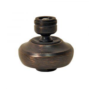 1.5 GPM Dual Thread Premium Swivel Sprayrator in Oil Rubbed Bronze