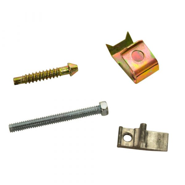 Sink Clips with Screws
