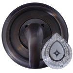 Tub/Shower Trim Kit for Moen in Oil Rubbed Bronze
