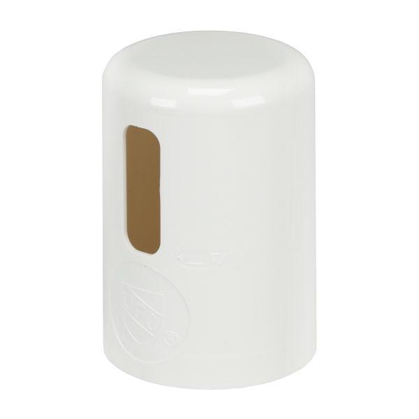 Kitchen Air Gap Cap in White