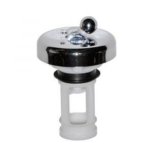 Mobile Home/RV Sink Stopper in Chrome