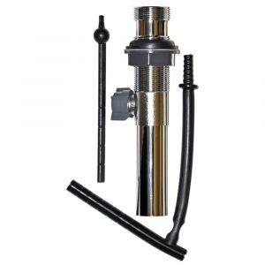 EZ Connect Mix & Match Bathroom Brass Drain Body