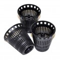 Hair Catcher Replacement Baskets for Shower (3-Pack)