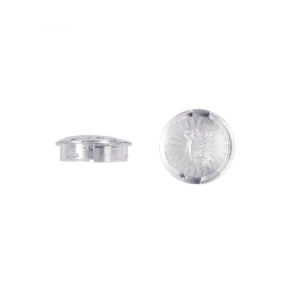 107C Cold Index Button for Faucet Handles