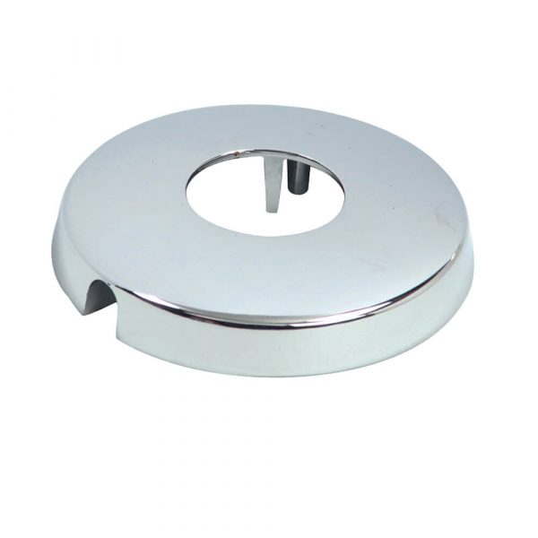 Tub/Shower Handle Flange for Indiana Brass in Chrome