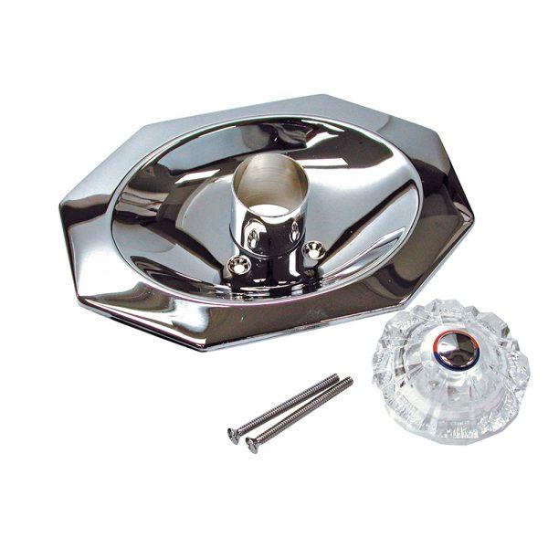 Universal Tub/Shower Trim Kit for Price Pfister in Chrome