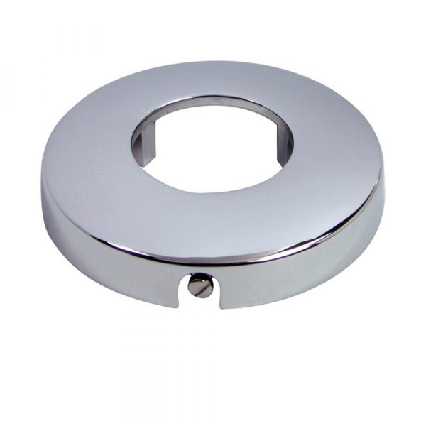 Tub/Shower Handle Flange for Price Pfister in Chrome