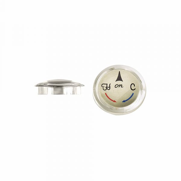 Index Button for Delta Single Handle Faucets