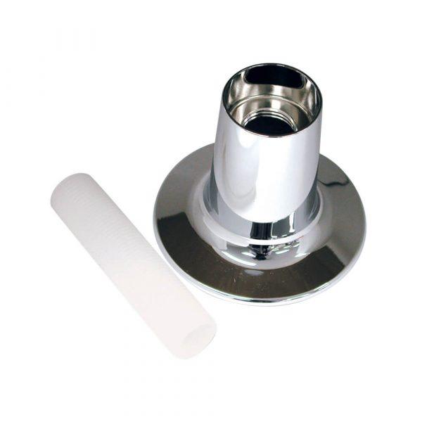 Tub/Shower Handle Flange Set for Price Pfister Verve in Chrome (Case of 12)
