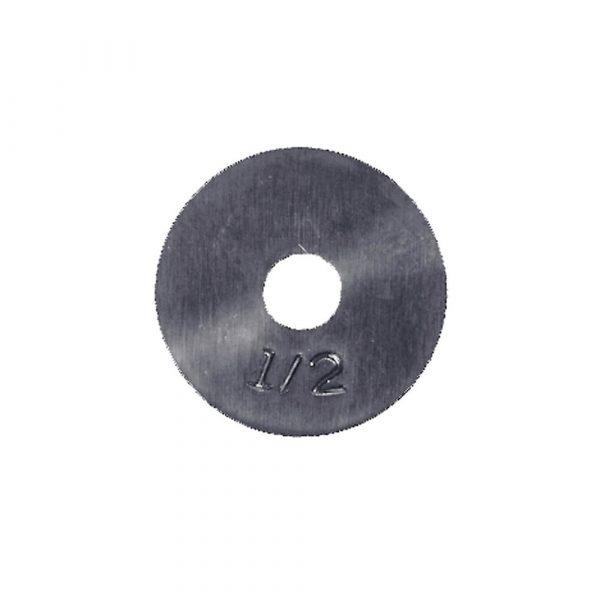 1/2 Flat Faucet Washer (25 per Bag)