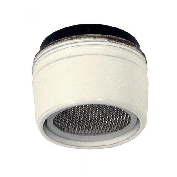 1.5 GPM Water Saving Aerator in White