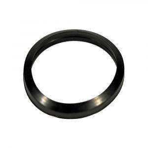 1-1/2 in. Flexible Slip-Joint Washer in Black (2 per Bag)