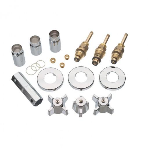 trim kit for sterling in chrome the danco tub shower trim kit for