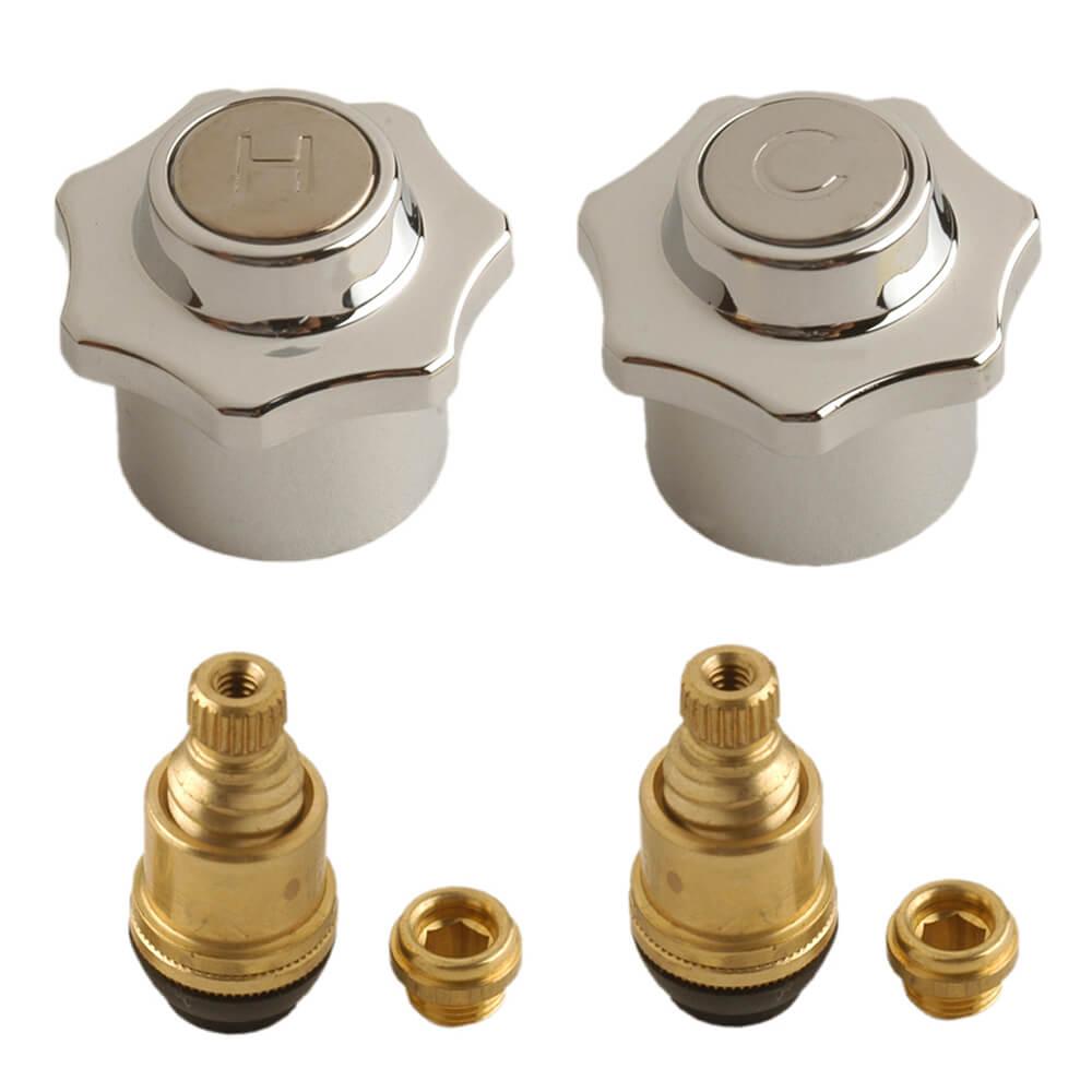 Complete Faucet Rebuild Trim Kit For American Standard Faucets Plumbing Parts By Danco