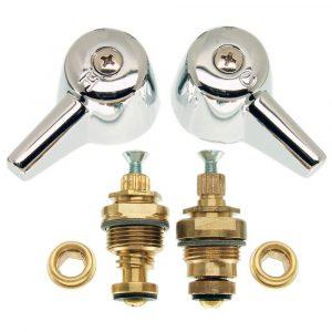 Complete Faucet Rebuild Trim Kit for Central Faucets