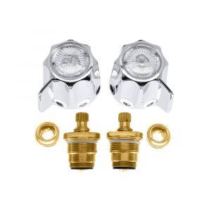 Complete Faucet Rebuild Trim Kit for Gerber Faucets