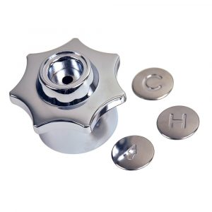 Faucet Handle for American Standard in Chrome