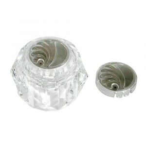 Faucet Handle for Delta/Delex in Clear Acrylic