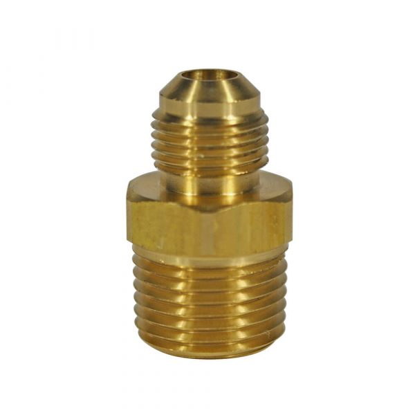 3/8 O.D. Flare X 1/2 MIP Pipe Adapter