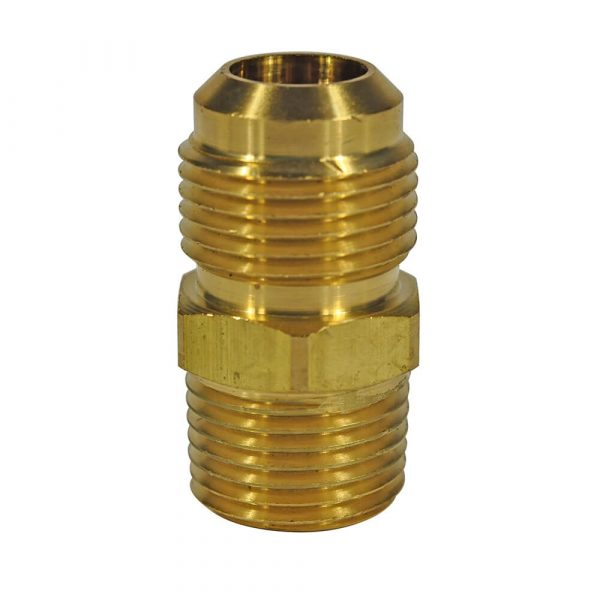 5/8 O.D. Flare X 1/2 MIP Pipe Adapter