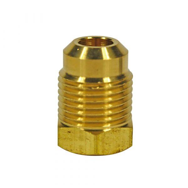 3/8 in. O.D Flare Plug