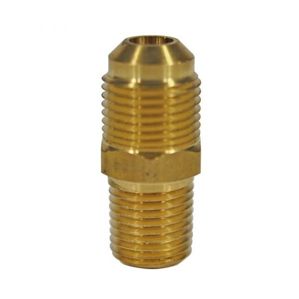 3/8 O.D. Flare X 1/4 MIP Pipe Adapter