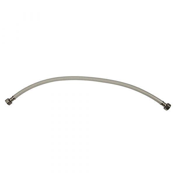 1/2 in. FIP x 1/2 in. FIP. x 24 in. LGTH Vinyl Faucet Supply Line Hose