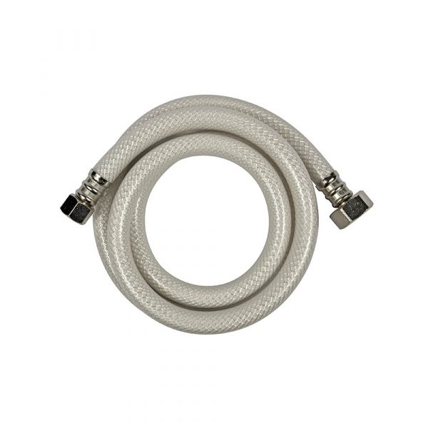 3/8 in. Comp. x 1/2 in. FIP x 48 in. LGTH Vinyl Faucet Supply Line Hose
