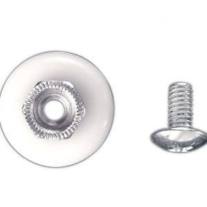 3/4 in. Oval Shower Door Roller (1 Per Bag)