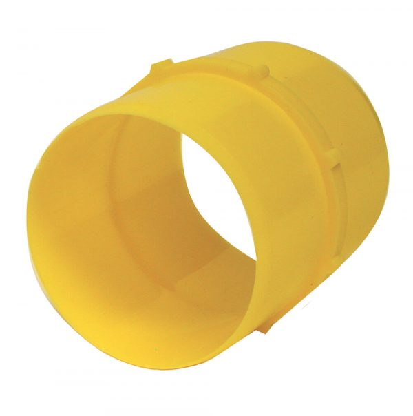 3 in. Mobile Home/RV Straight Sewer Hose Coupler
