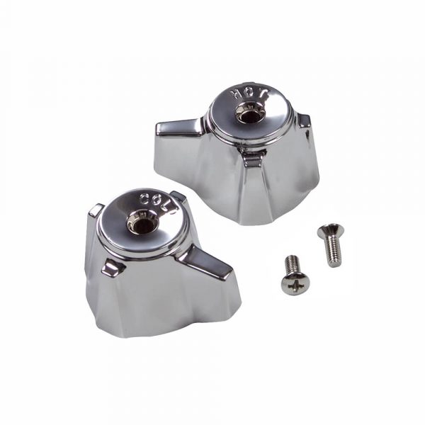 Faucet Handles for Sterling in Chrome