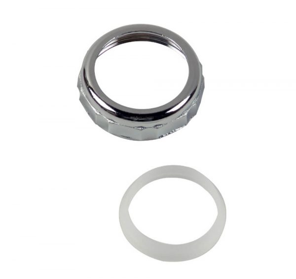 1-1/4 in. O.D. Slip Joint Nut & Washer No. 10
