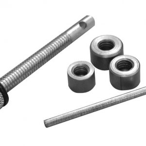 Reseating Tool with 3 Cutter Wheels