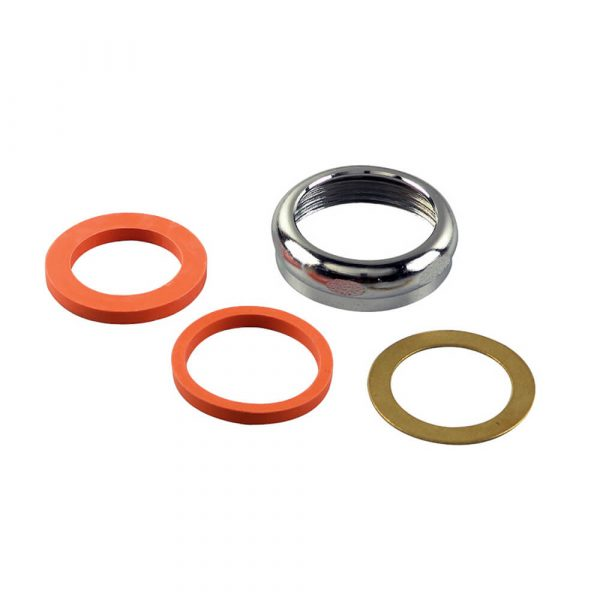 1-1/2 in. O.D. Slip Joint Nut & Washer No. 16D
