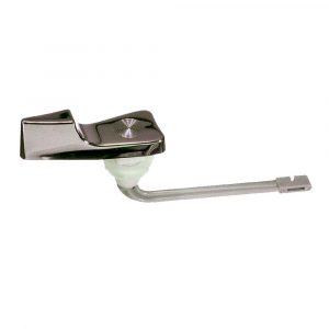 4 in. Toilet Handle for Amercian Standard & Eljer in Chrome