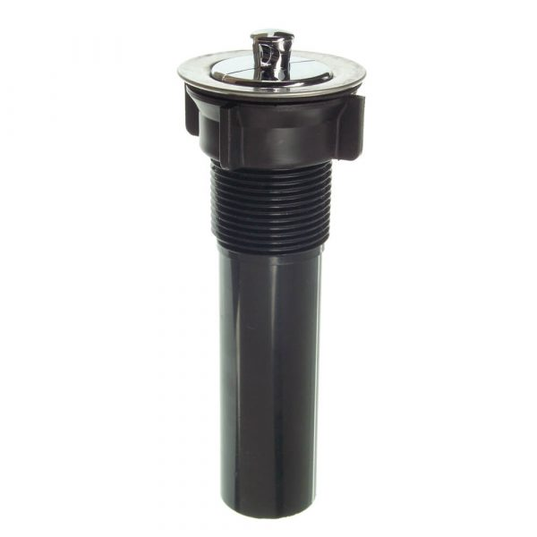 Mobile Home /RV Pop-Up Drain Stopper Assembly in Chrome