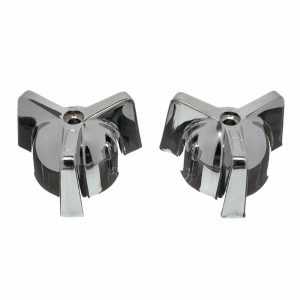 Faucet Handles for Streamway in Chrome