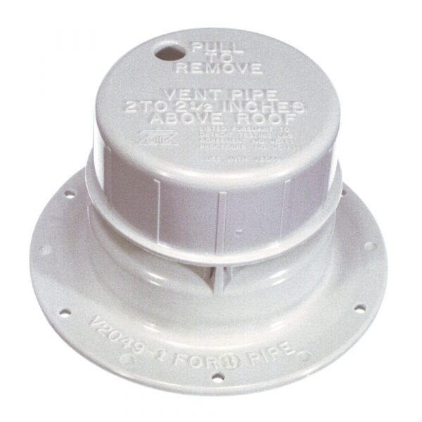Mobile Home/RV Plastic Vent Cap